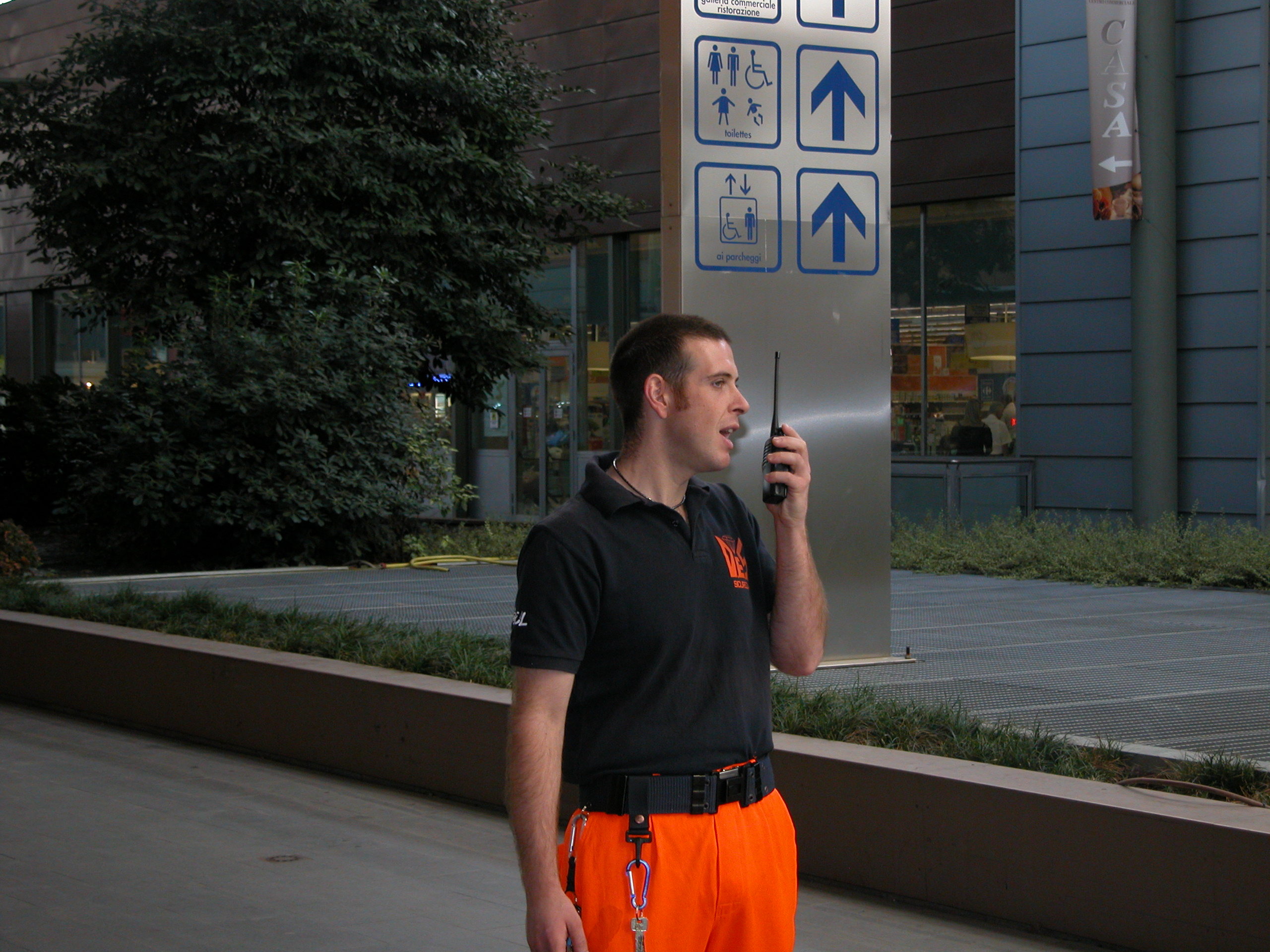DES Sicurezza - Servizio Antincendio